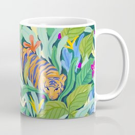 Colorful Jungle Coffee Mug