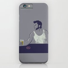 Wolverine at the Bar iPhone 6s Slim Case