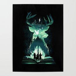 Magic friends Poster