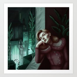 Brigid Tenenbaum Art Print
