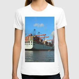Cosco Cotainer Ship T-shirt