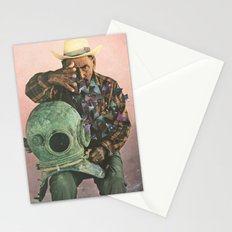Old Tricks Up New Sleeves Stationery Cards