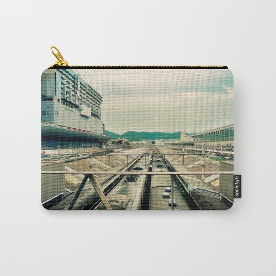 Train station Carry-All Pouch