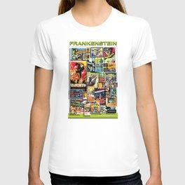 Vintage Frank by iamjohnlogan T-shirt