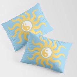 Yin yang sunshine Pillow Sham