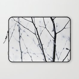 Winter Silhouettes 3 Laptop Sleeve