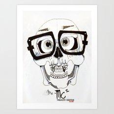The Me Formula Art Print