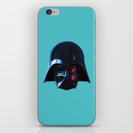 Darth Vader, the new guy at the office iPhone Skin