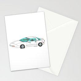 Fishtank Firebird Stationery Cards