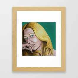 Friday Morning Framed Art Print