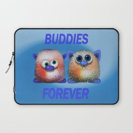 Buddies forever Laptop Sleeve