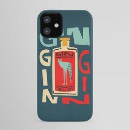 Gin Gin Gin iPhone Case