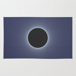 Stephen Hawking: Event Horizon Rug