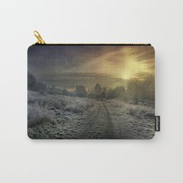 Frozen Loose Valley Carry-All Pouch