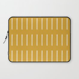 organic / yellow Laptop Sleeve
