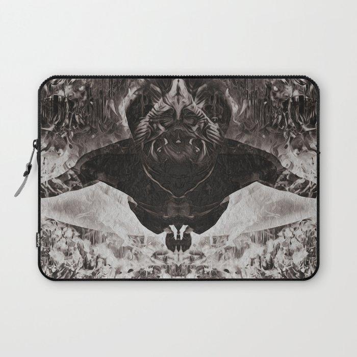 OBE B&W Laptop Sleeve