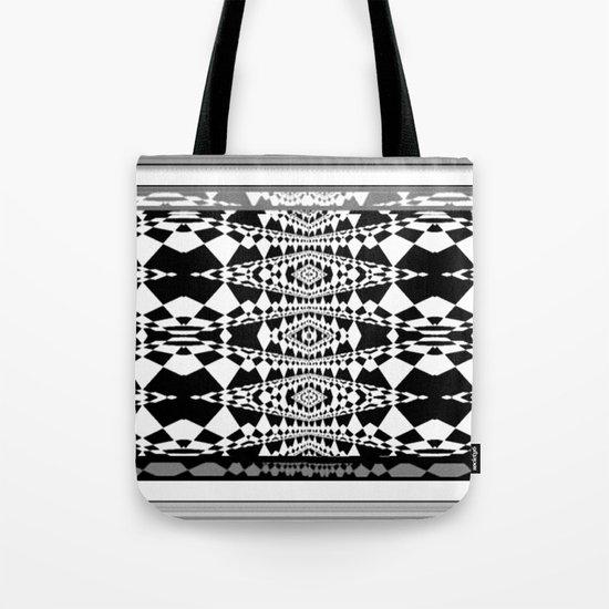 Garden of Illusion 2 Tote Bag