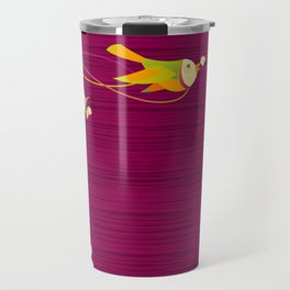 Easter Birds Travel Mug