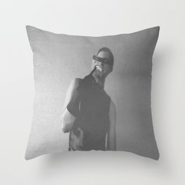 the art of coffins Throw Pillow