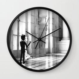 Nothing Matters When We're Dancing Wall Clock