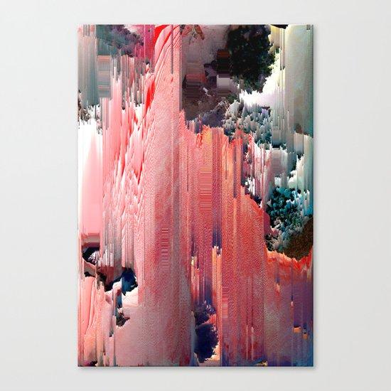 Mt. CandyCane Canvas Print
