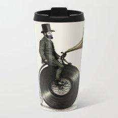 Music Man Metal Travel Mug
