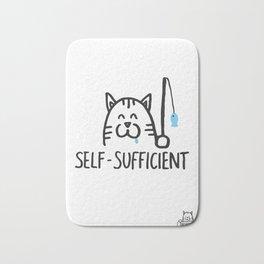 Self-Sufficient Bath Mat