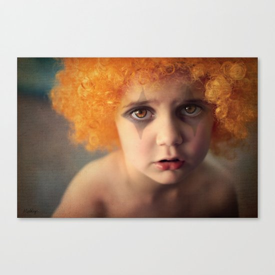 Things will look better tomorrow.  Canvas Print