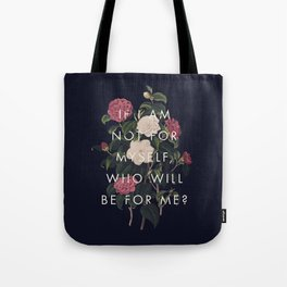 The Theory of Self-Actualization I Tote Bag