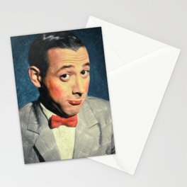 Pee-wee Herman Stationery Cards
