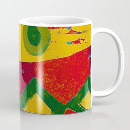 Reduction in colour Coffee Mug