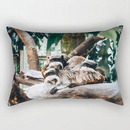 Hear no, Speak no, See no   Sunshine Coast, Australia Rectangular Pillow