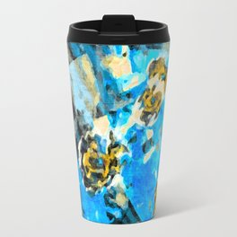 Sea and Sand Passion Travel Mug