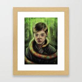 Tom Marvolo Riddle  Framed Art Print