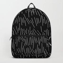chic modern art Backpack
