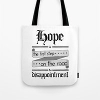 warhammer Tote Bags featuring Librarian quote, Warhammer 40K by ZsaMo Design