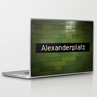 alex turner Laptop & iPad Skins featuring Alex by Albartus Vrolijk