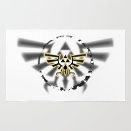 Triforce Rug