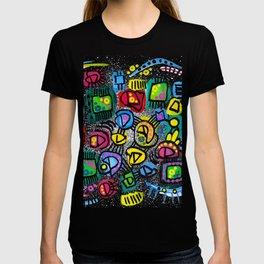 """""""fruit salad"""" T-shirt"""