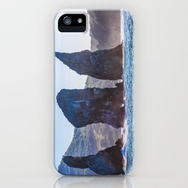 Kamchatka, Three brothers iPhone Case