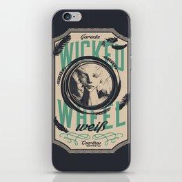 Wicked Wheel Weiß  | FFXIV iPhone Skin