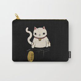 actual lucky cat Carry-All Pouch