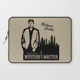 Richard Castle, Mystery Writer Laptop Sleeve