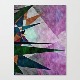Such a wasted feeling Canvas Print