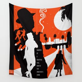 Hardboiled :: Farewell My Lovely :: Raymond Chandler Wall Tapestry