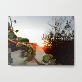 Jewel of Light Metal Print
