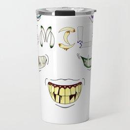 Show us your Smile Travel Mug