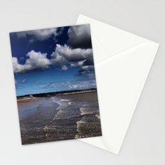 Bridlington Coastline Stationery Cards