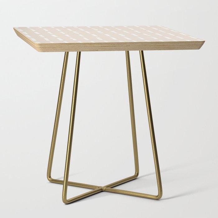 dash blush Side Table