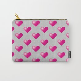 Hearts_E01 Carry-All Pouch